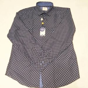 Suslo Couture Button Up Shirt NWT 3XL